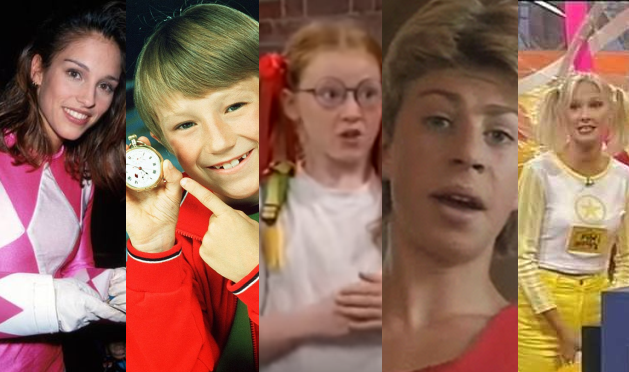 Stars from your favourite 90s TV shows: Where are they now?