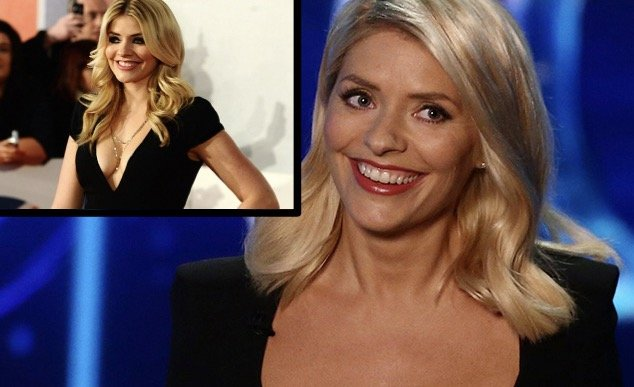 Holly willoughby boob flash opinion