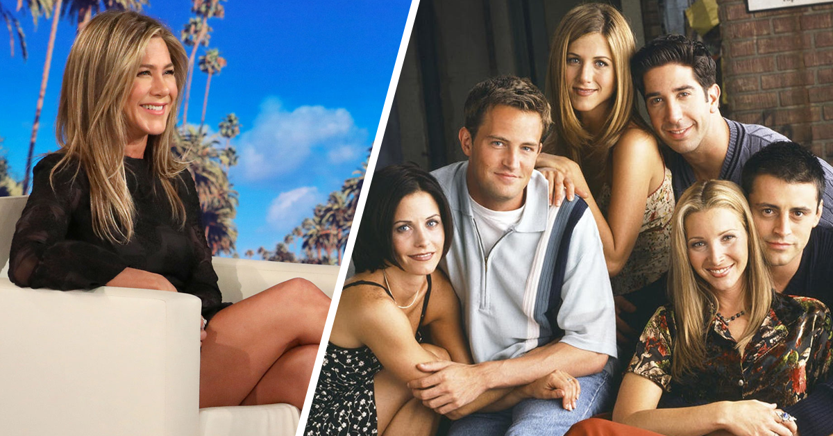 Jennifer Aniston Wants To Do A Friends Reunion | It's Gone Viral