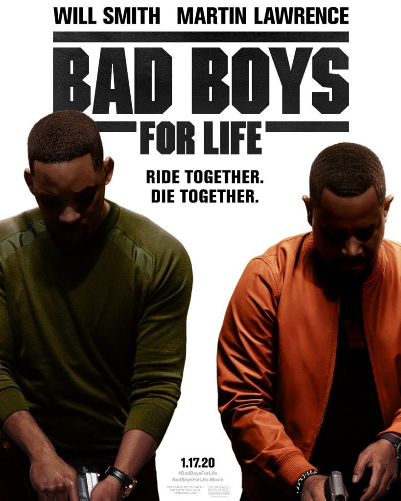 Will Smith and Martin Lawrence return in Bad Boys For Life Trailer
