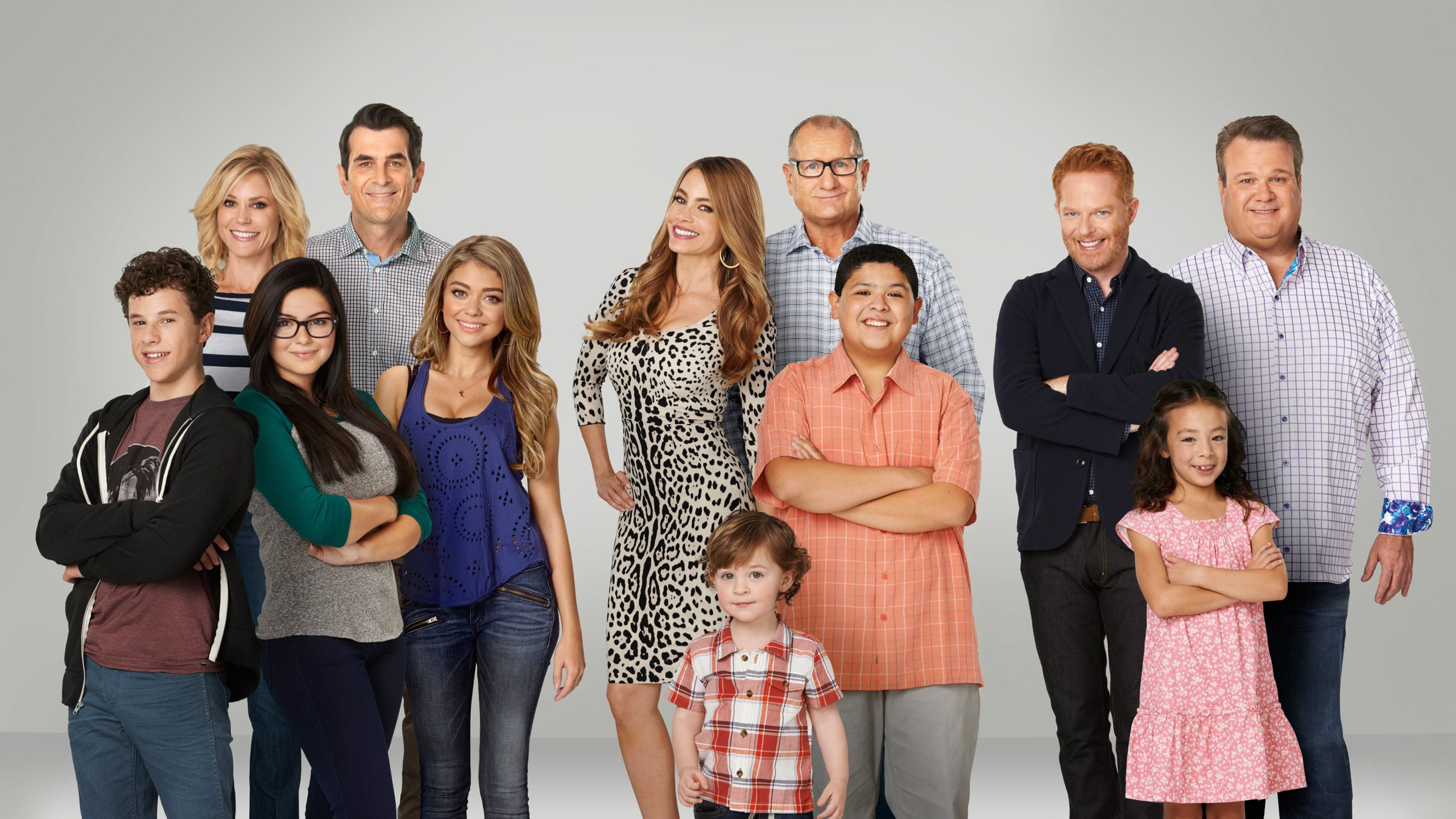 Modern Family is available to watch on NOW TV